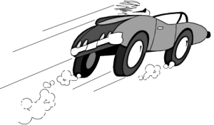 speeding-car-clipart