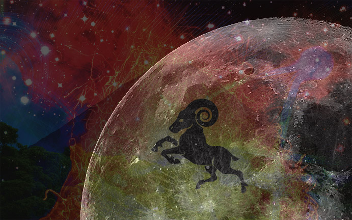 Aries Full Moon